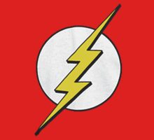 The Flash Symbol by mikcorvin