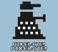 PIX-EL-ATE!!! by Matt Mawson
