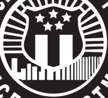 Central City Police Department Sticker