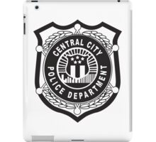 Central City Police Department iPad Case/Skin