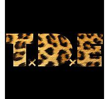 TDE Leopard  Photographic Print
