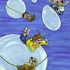 a bubble ride by kathrynmp