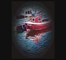 fishing boats by cynthiab