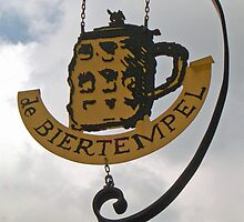 Bier Tempel, Brugge by Leigh Penfold