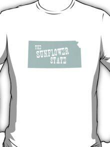 Kansas State Motto Slogan T-Shirt
