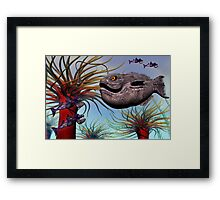 Jonas & The Third Eye Framed Print