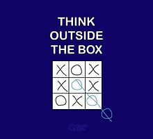 Think Outside the Box by quotesutra