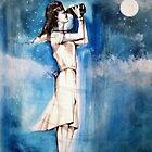 Arrival by Moonlight by John Dicandia  ( JinnDoW )