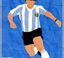 Maradona by johnsalonika84