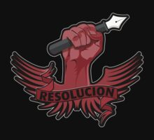 Viva la resolution! by yanmos