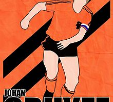 Johan Cruyff by johnsalonika84