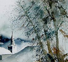 WATERCOLOR 140605 by calimero