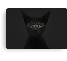 BatCat Canvas Print