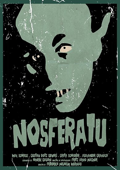 Nosferatu by SJ-Graphics