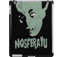Nosferatu iPad Case/Skin