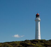 Great Ocean Road 2 - Lighthouse by rebecca zachariah