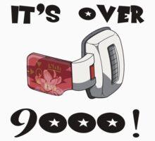 it's over 9000 by BeastStudios