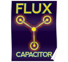 Flux Capacitor Poster