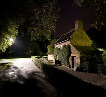 Captain Cooks Cottage by Mark Jones