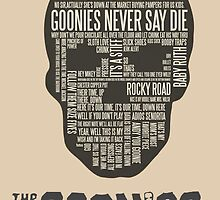 The Gonnies - Quotes by peetamark
