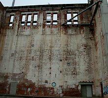 Powerhouse facade by bribiedamo