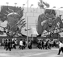 street scene 11 by maka1967