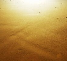 Sand at Sunrise by Ben de Putron