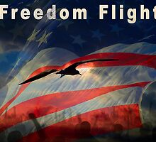 Freedom Flight by AngelPhotozzz