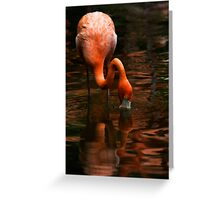 Deep Reflections Greeting Card