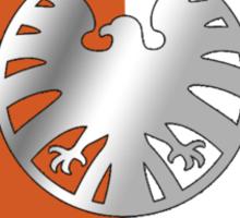 SHIELD-Lanyard Sticker