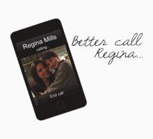 Better Call Regina... Kids Clothes