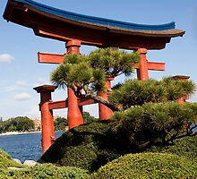 Japan at Epcot by jenndes