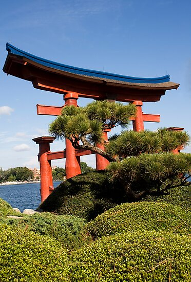 Japan at Epcot by jenndes