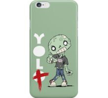 You Only Live Twice! iPhone Case/Skin