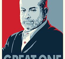 Mark Levin Great One by rightposters