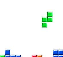 tetris by Luka Matijas