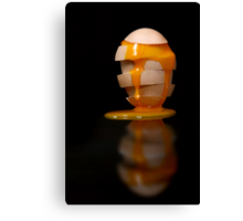 One Slice or Two? Canvas Print