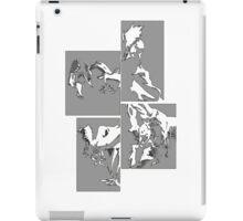 Cowboy Bebop Panels 2 iPad Case/Skin