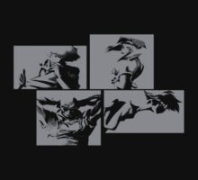 Cowboy Bebop Panels 2 by da4tner