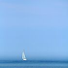 REDREAMING SAILS IN THE BLUE by REDREAMER