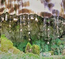 Mother Shiptons Dropping Well Panorama - Knaresborough by Colin J Williams Photography