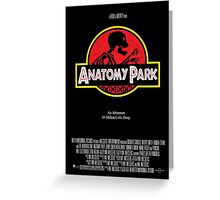 Anatomy Park sticker shirt mug pillow movie poster Greeting Card