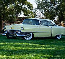 1954 Cadillac Coupe de Ville by DaveKoontz