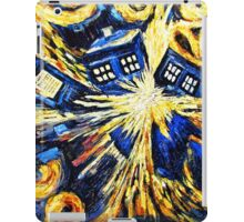 Tardis by Van Gogh - Doctor Who iPad Case/Skin