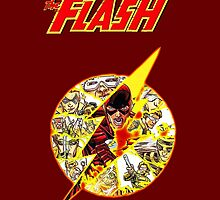 The Flash - Nerdy Must Have by peetamark