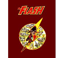 The Flash - Nerdy Must Have Photographic Print