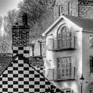 The Chequered House -  Knaresborough by Colin J Williams Photography