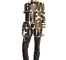 """""""Bow Ties are Cool"""" by Larsonaa"""