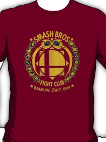 Super Smash Bros. Fight Club T-Shirt