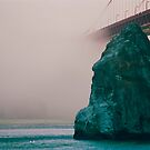 Foggy Bridge by Nancy Stafford
